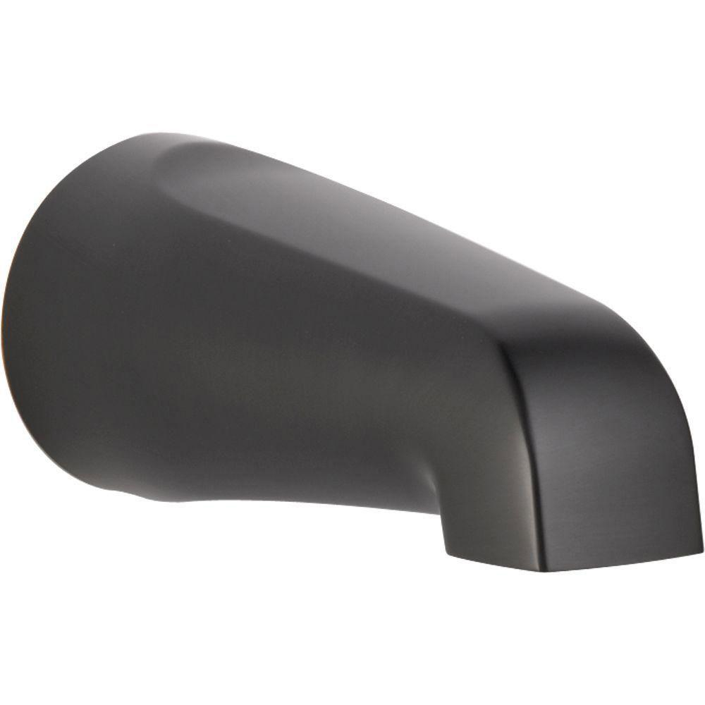 Delta Foundations Non-Diverter Tub Spout in Oil Rubbed Bronze 563315