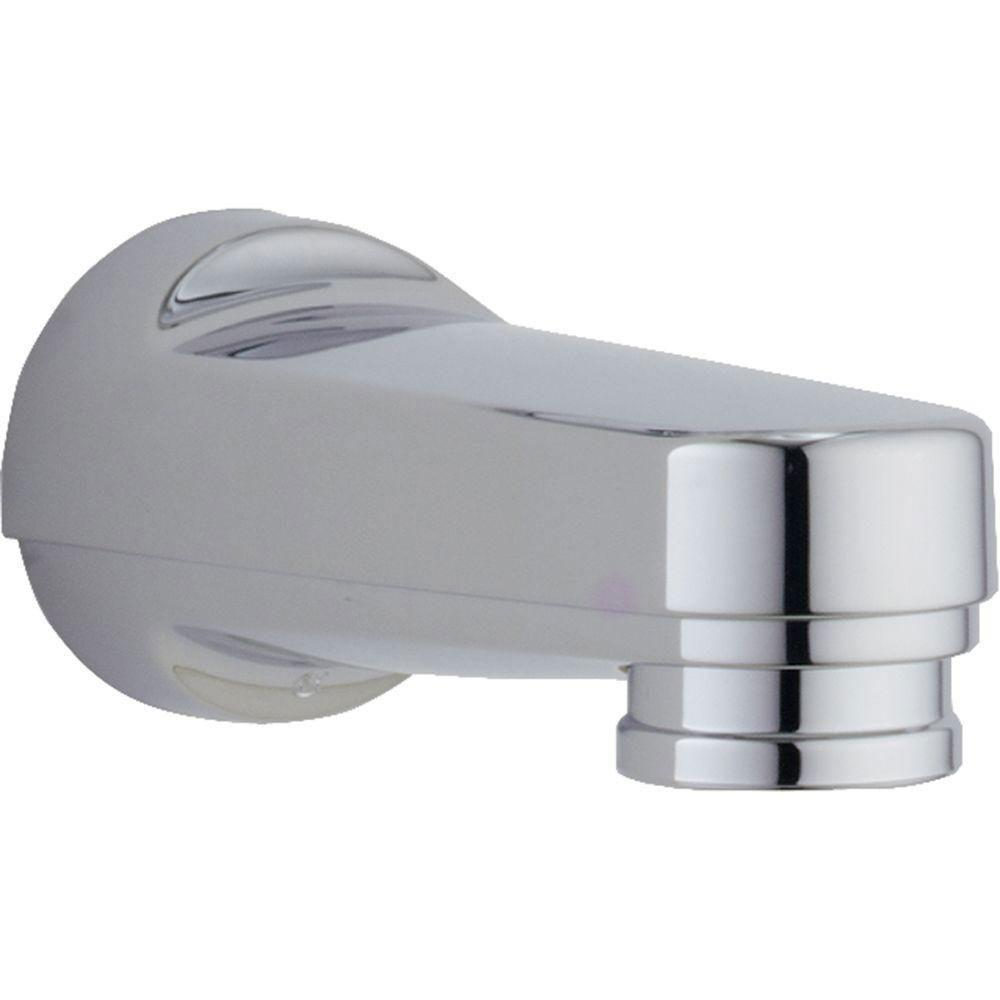 Delta Pull-down Diverter Tub Spout in Chrome 844786