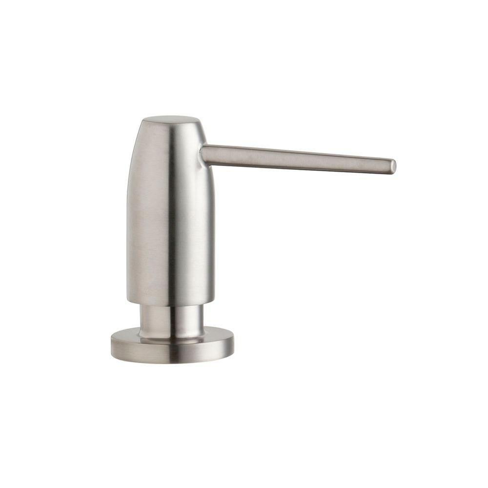 Elkay Soap Dispenser in Lustrous Steel 541146