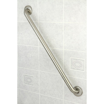 "Kingston Brass Grab Bars - Satin Nickel 30"" Commercial Grade Grab Bar GB1430CS"
