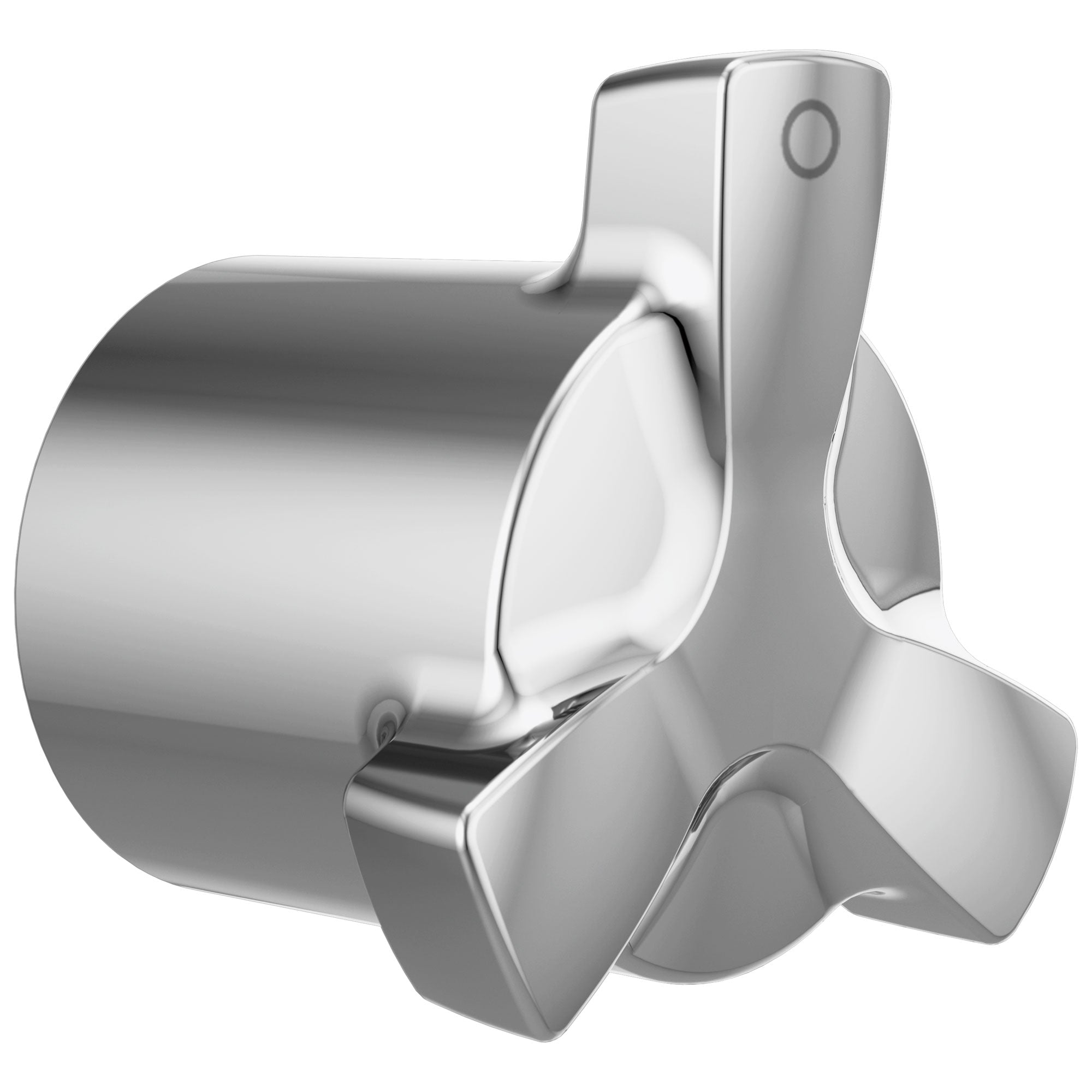 Delta Stryke Chrome Finish Integrated Diverter Helo Style Handle DH560