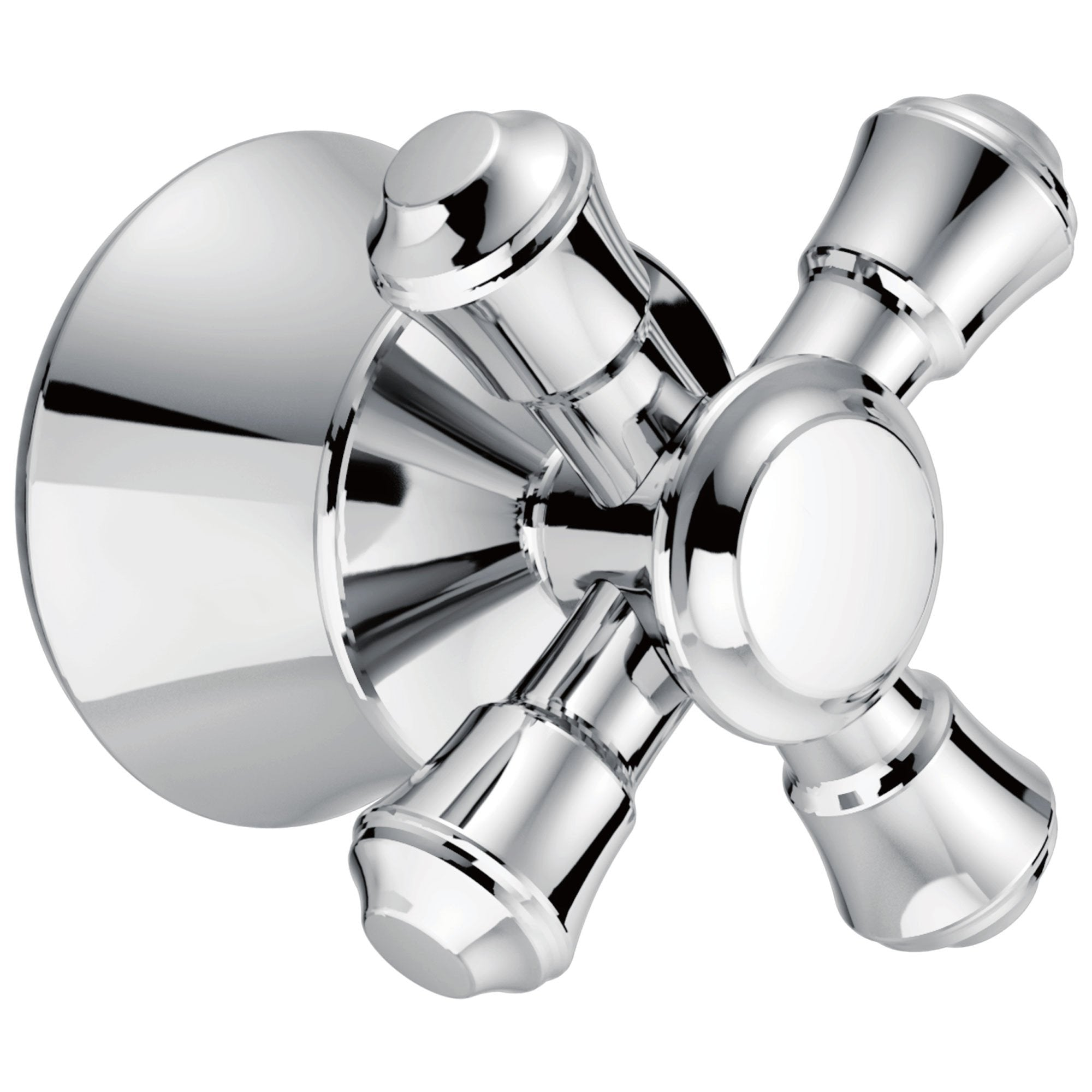 Delta Cassidy Collection Chrome Finish Tub and Shower Cross Handle 579662