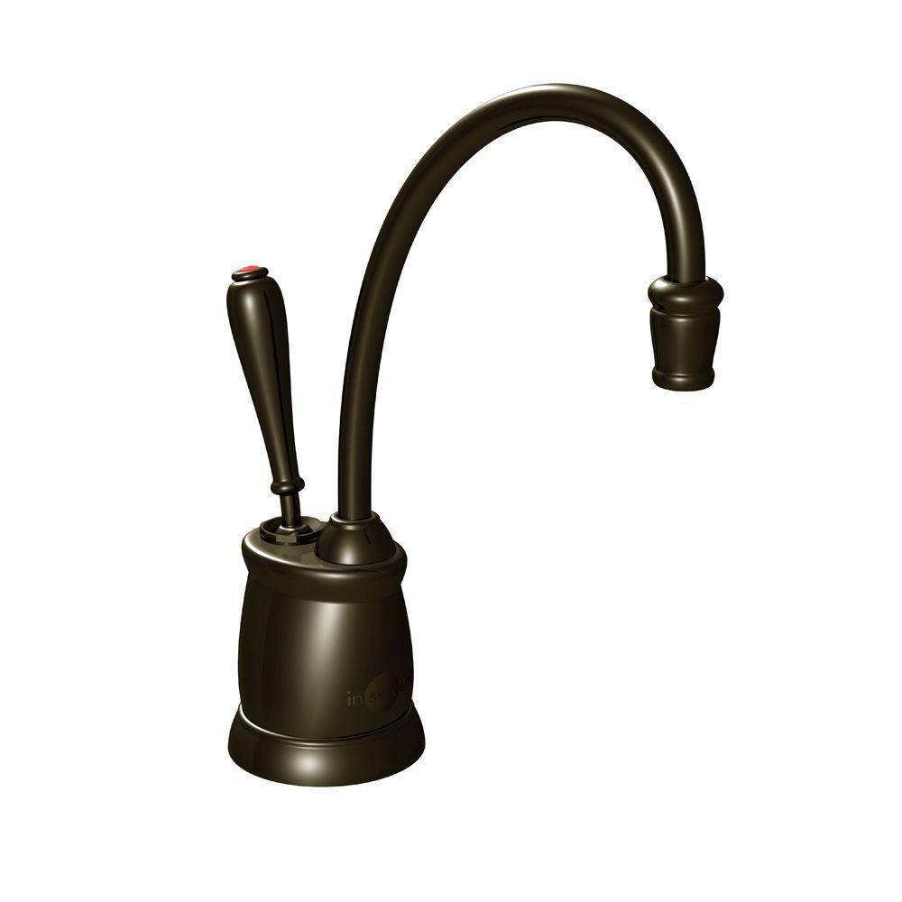 InSinkErator Indulge Tuscan Oil Rubbed Bronze Instant Hot Water Dispenser-Faucet Only 468376