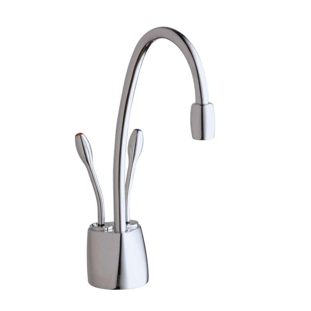 InSinkErator Indulge Contemporary Chrome Instant Hot/Cool Water Dispenser-Faucet Only 719537