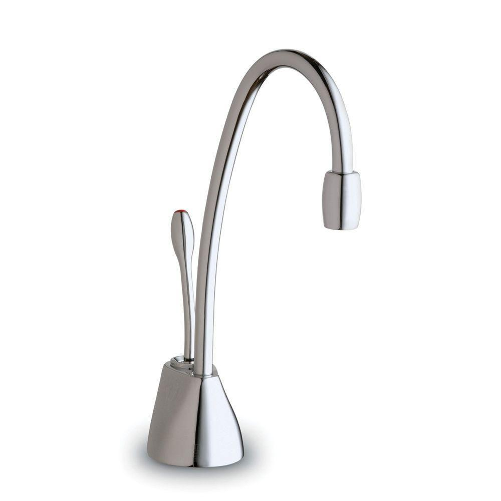 InSinkErator Indulge Contemporary Chrome Instant Hot Water Dispenser-Faucet Only 719581