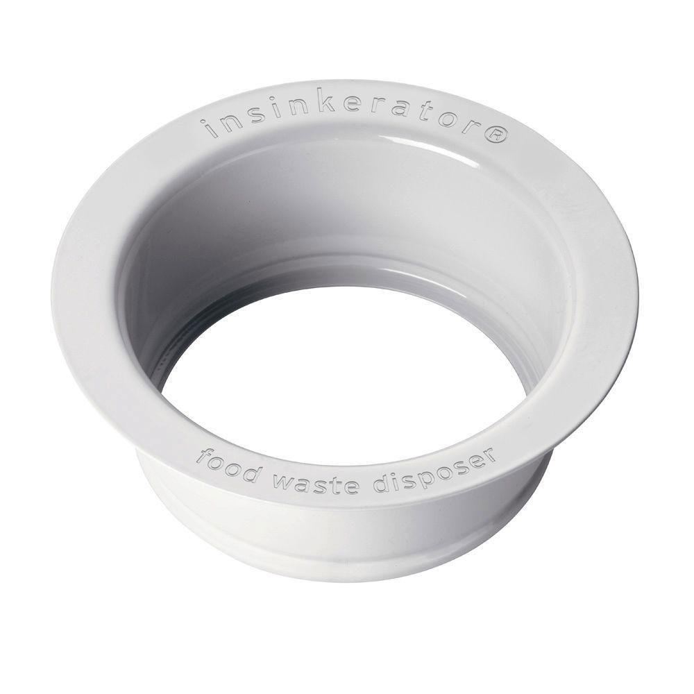InSinkErator Sink Flange in White 759799