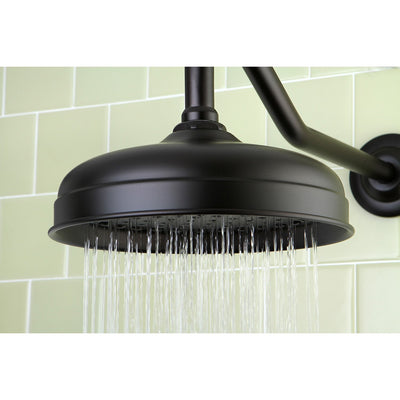 "Bathroom fixtures Oil Rubbed Bronze 8"" Large Rain Shower Head K124A5"