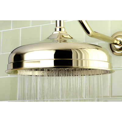 "Bathroom fixtures Polished Brass Shower Heads 10"" Large Rain Shower Head K125A2"