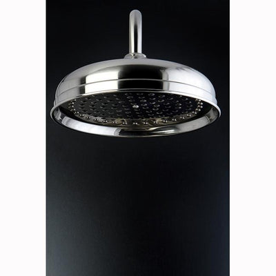 "Bathroom fixtures Satin Nickel Shower Heads 10"" Large Rain Shower Head K125A8"