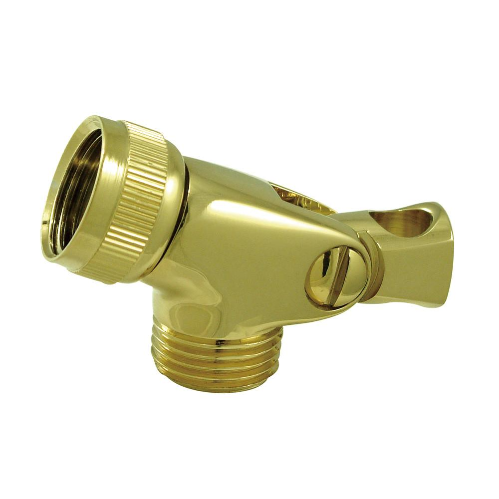 Kingston Bathroom Accessories Polished Brass Swivel Connector K172A2