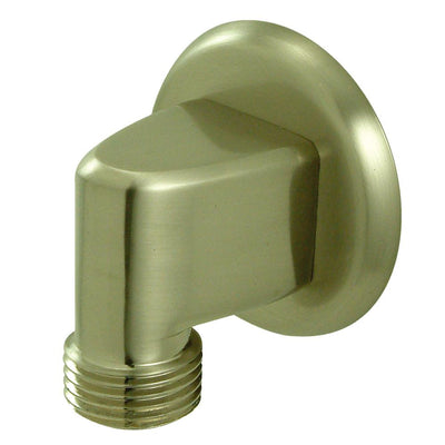 Kingston Brass Bathroom Accessories Satin Nickel Brass Supply Elbow K173A8