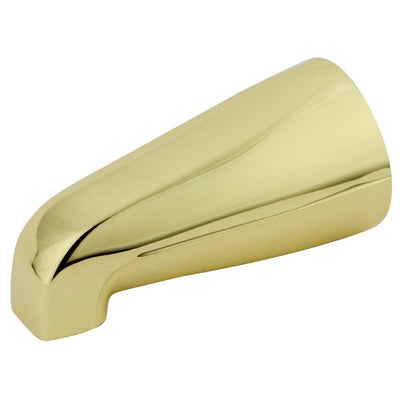 "Kingston Bathroom Accessories Polished Brass Made to Match 5"" Tub Spout K187A2"