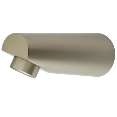 "Kingston Brass Bathroom Accessories Satin Nickel 5-7/8"" Tub Spout K6187A8"