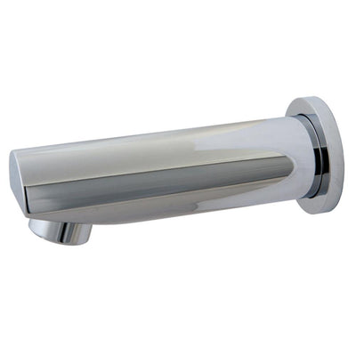 "Kingston Brass Bathroom Accessories Chrome Concord 6"" Tub Spout K8187A1"
