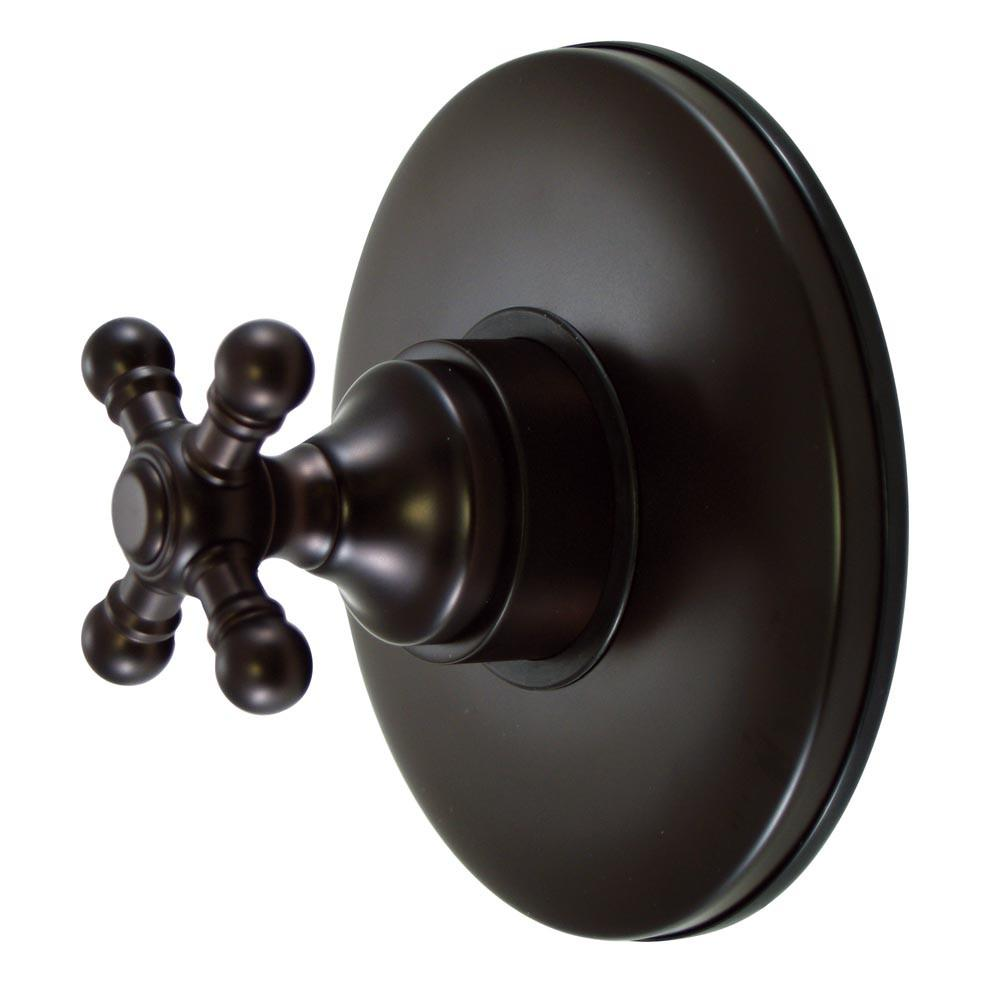 Kingston Oil Rubbed Bronze Wall Volume Control Valve for Shower Faucet KB3005BX