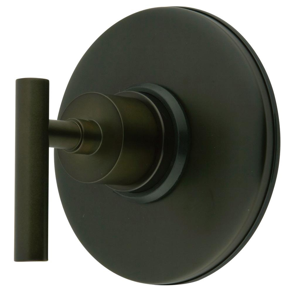 Kingston Oil Rubbed Bronze Wall Volume Control Valve for Shower Faucet KB3005DL