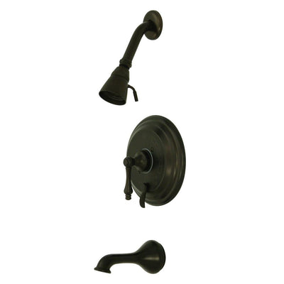 Oil Rubbed Bronze Single Handle Tub & Shower Combination Faucet KB36350AL