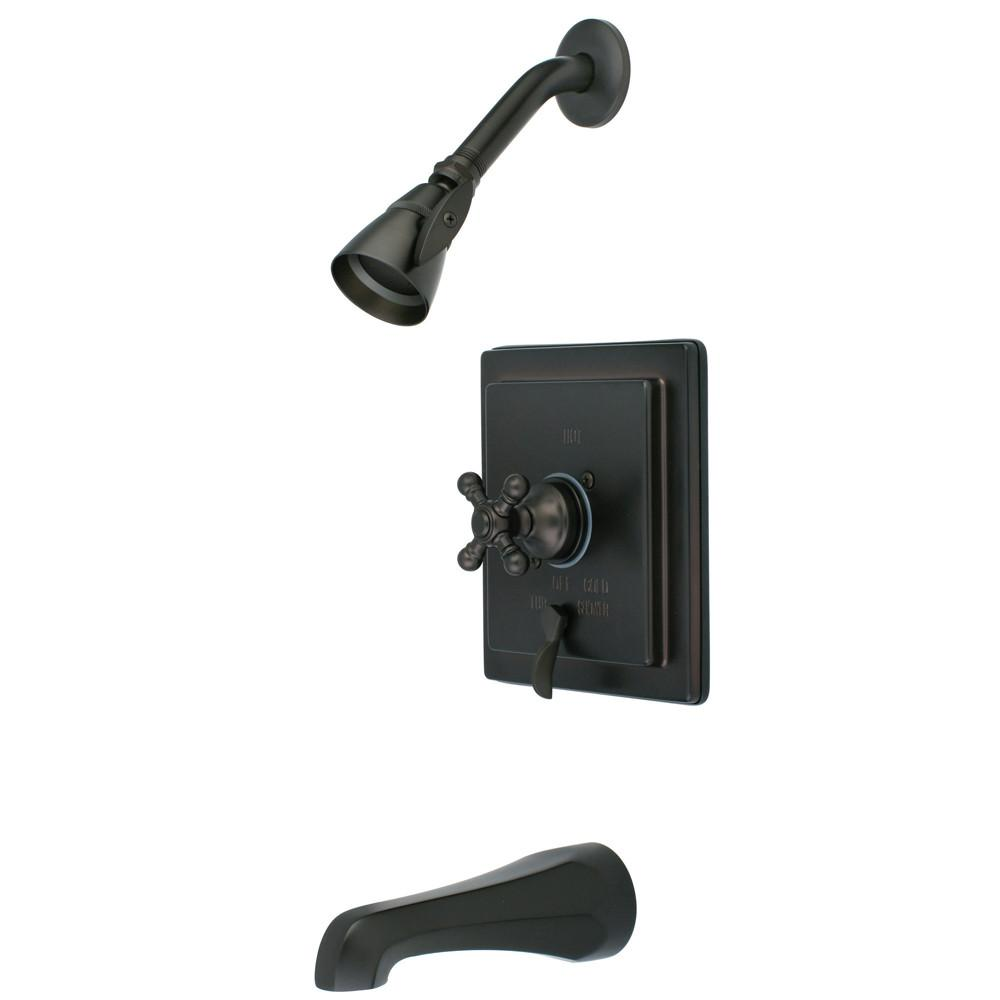 Oil Rubbed Bronze Single Handle Tub & Shower Combination Faucet KB86554BX