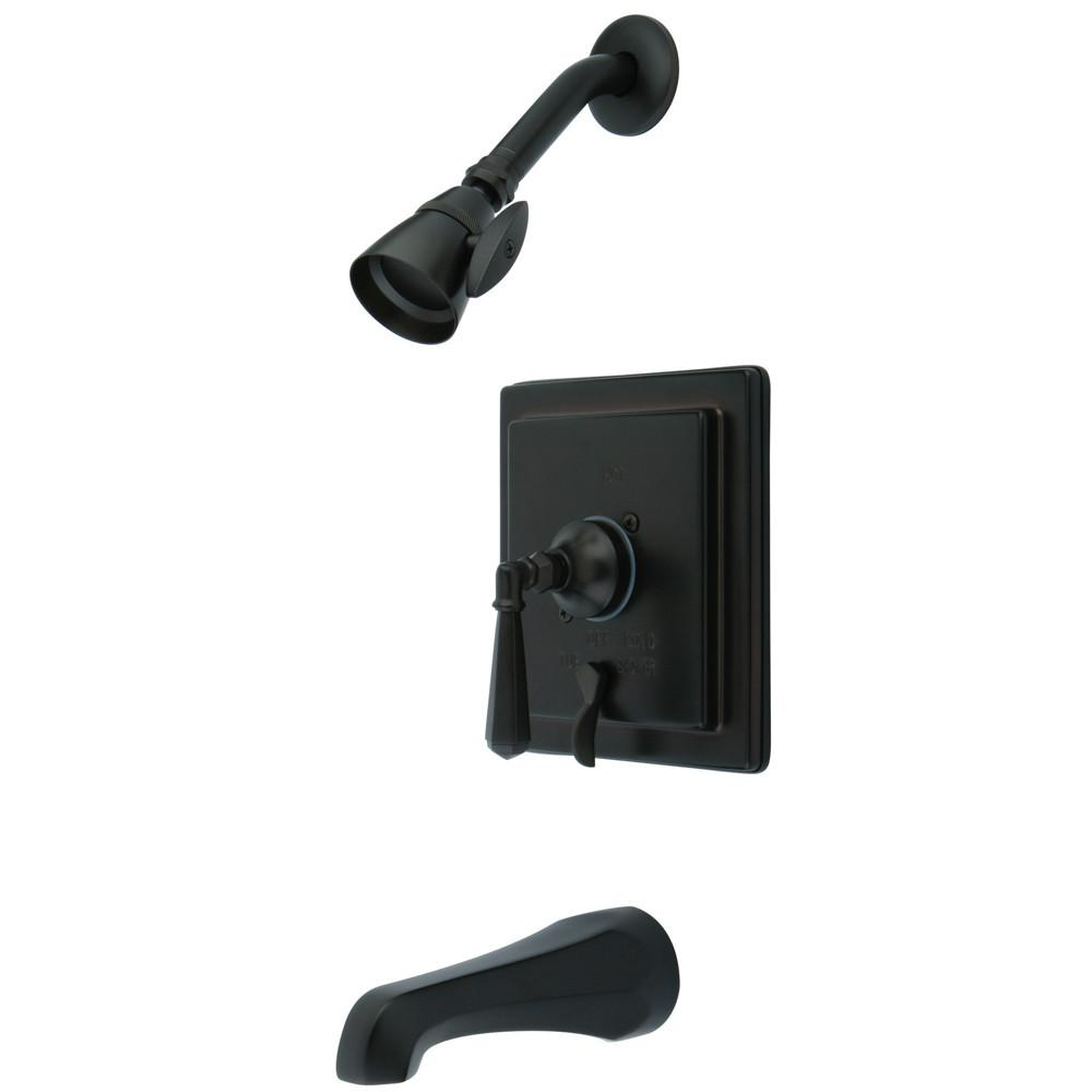 Oil Rubbed Bronze Single Handle Tub & Shower Combination Faucet KB86554HL
