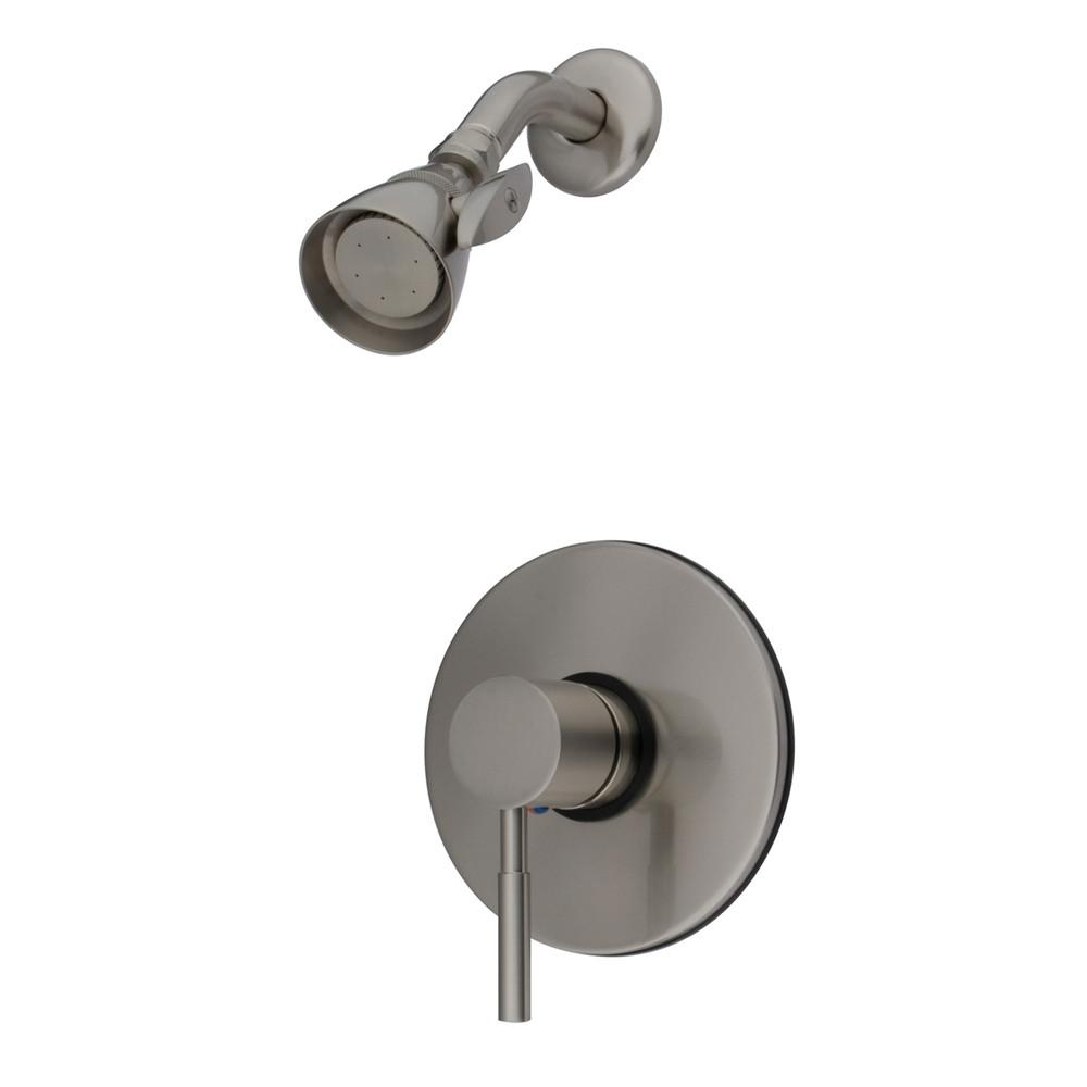 Kingston Brass Concord Satin Nickel Single Handle Shower only Faucet KB8698DLSO