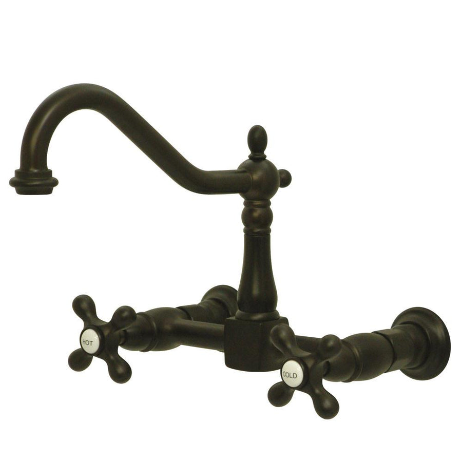 Wall Mount Kitchen Faucets - Get a Wall Mounted Kitchen Sink ...