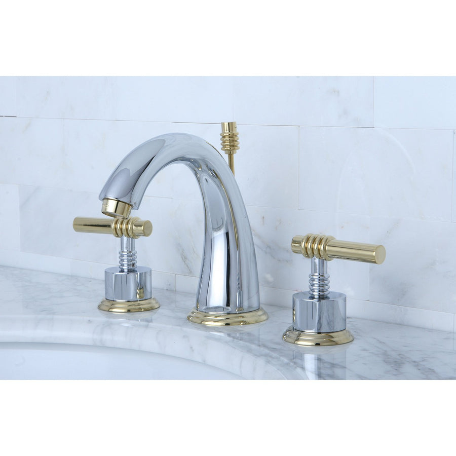 Widespread Bathroom Faucets - Get a Widespread Lavatory Sink Faucet ...