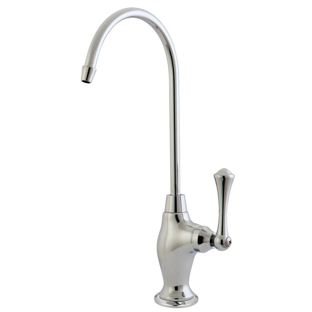 Kingston Brass Chrome English Vintage 1/4 Turn Water Filter Faucet KS3191BL