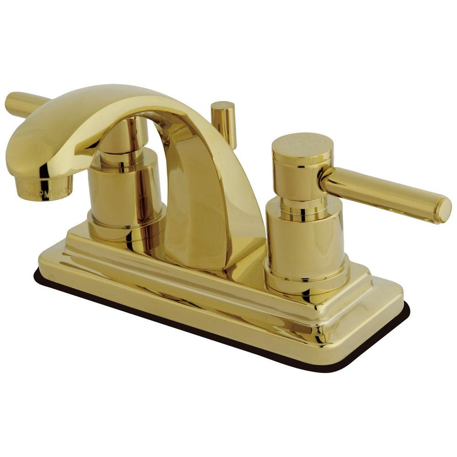 Brass Bathroom Faucet Kingston Brass Concord Collection Tagged Brass Faucetlistcom
