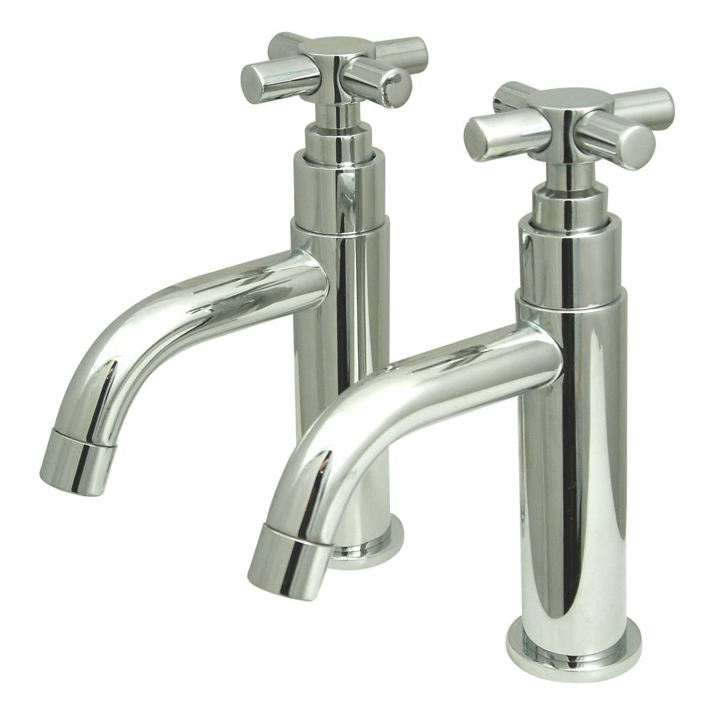 Kingston Brass Concord Chrome Bathroom Sink Basin Faucet KS8221EX