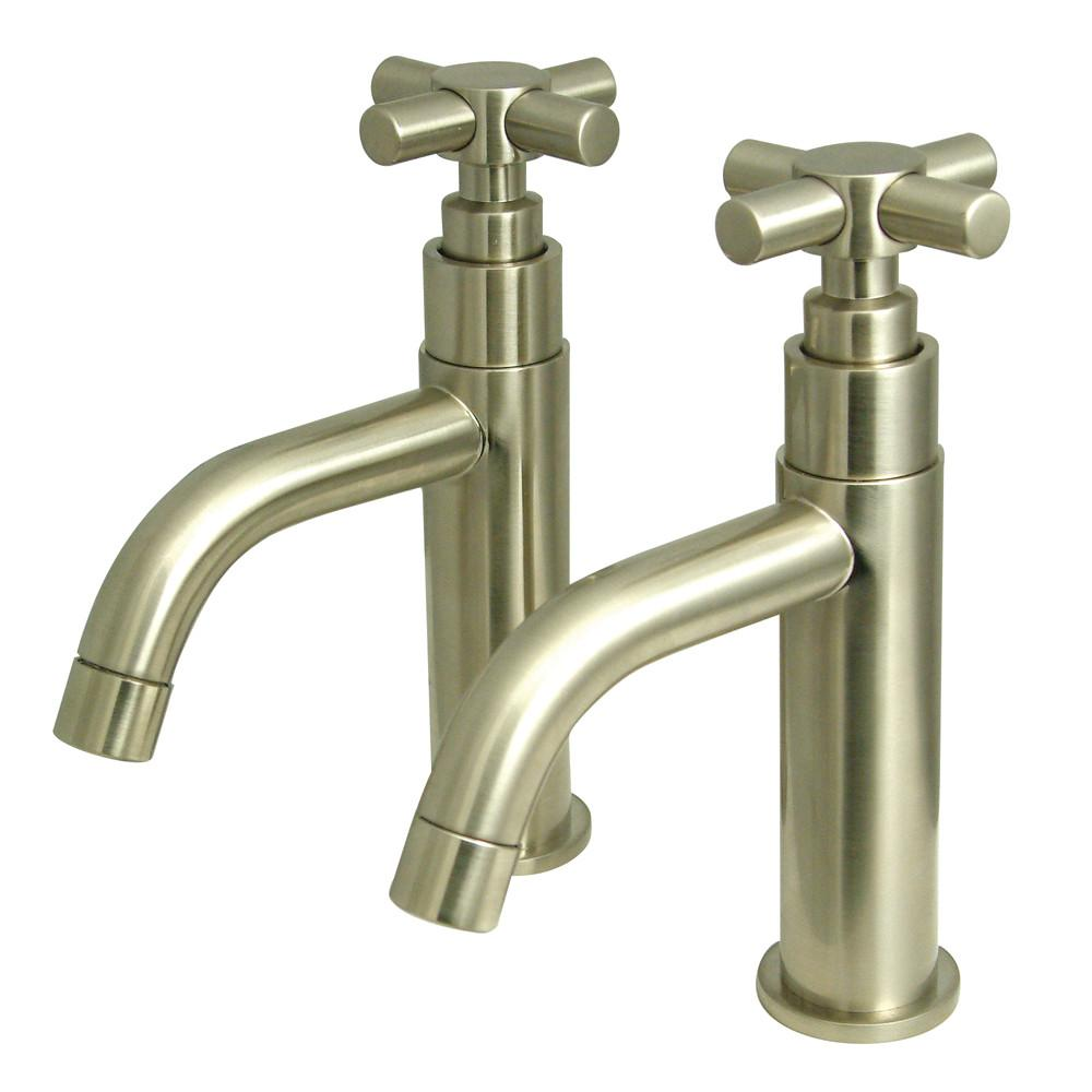 Kingston Brass Concord Satin Nickel Bathroom Sink Basin Faucet KS8228EX