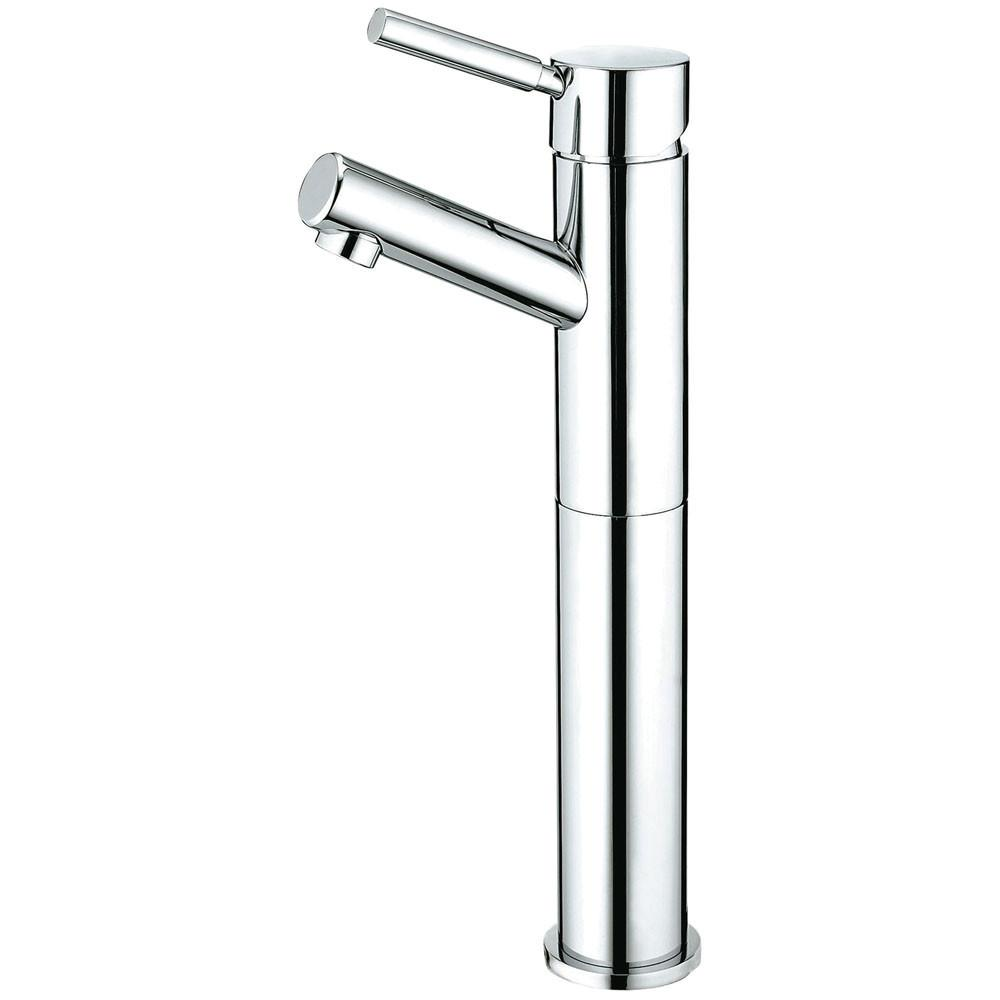 Kingston Brass Concord Chrome Single Handle Vessel Sink Faucet KS8411DL