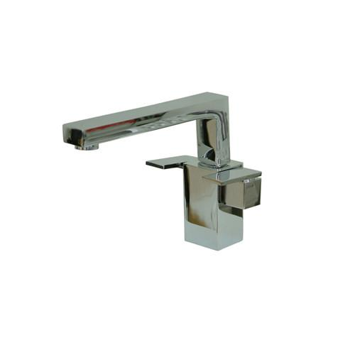 Kingston Brass Chrome Double Handle Kitchen Faucet KS8841QLL