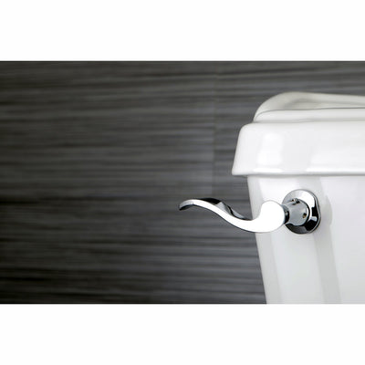 Kingston Brass Century Polished Chrome Toilet Tank Flush Lever KTCFL1