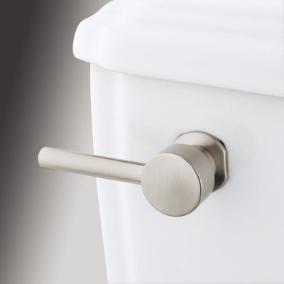 Kingston Brass Concord Bathroom Accessory Satin Nickel Toilet Tank Lever KTDL8