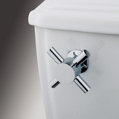 Kingston Brass Concord Bathroom Accessories Chrome Toilet Tank Lever KTDX1