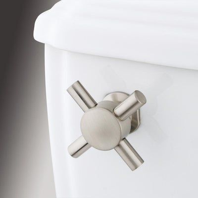 Kingston Brass Concord Bathroom Accessory Satin Nickel Toilet Tank Lever KTDX8