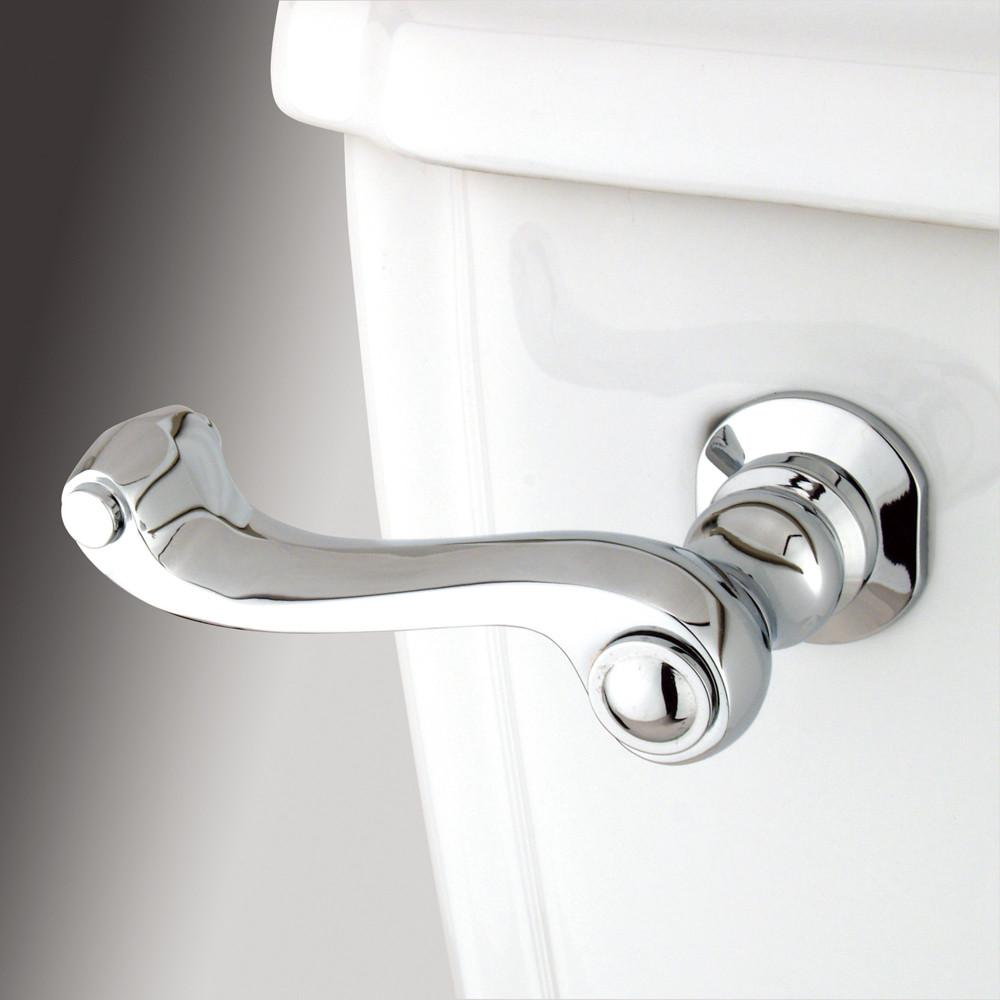 Kingston Brass Chrome Royale Toilet Tank Flush Handle Lever KTFL51