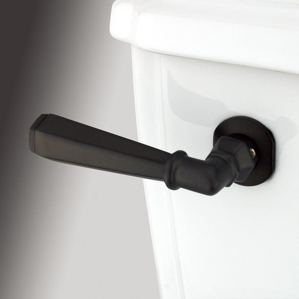 Kingston Brass Oil Rubbed Bronze Toilet Tank Flush Handle Lever KTHL5