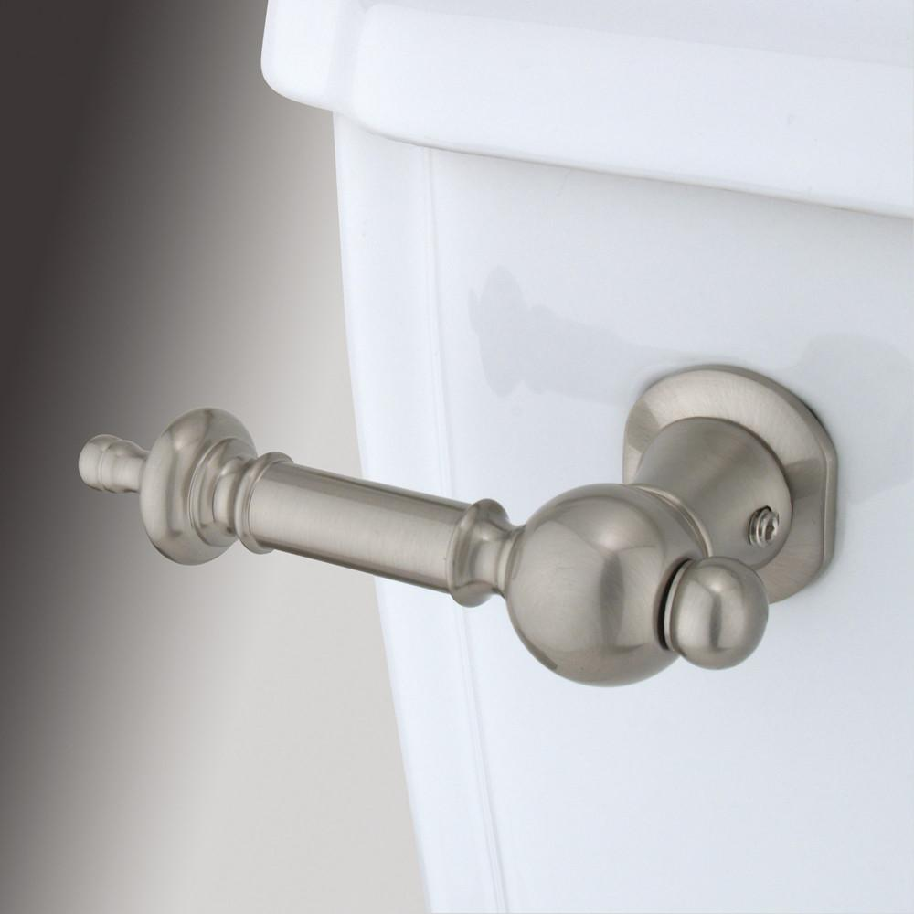 Kingston Brass Satin Nickel Templeton Toilet Tank Flush Handle Lever KTTL8