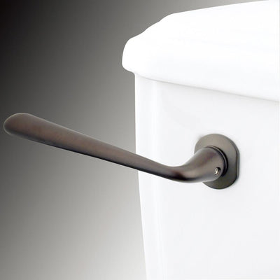 Kingston Silver Sage Oil Rubbed Bronze Toilet Tank Flush Handle Lever KTZL5