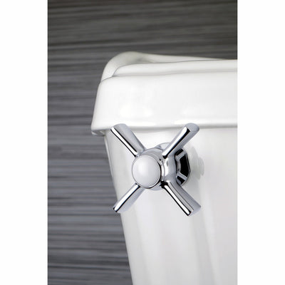 Kingston Brass KTZX1 Toilet Tank Handle Flush Lever Polished Chrome