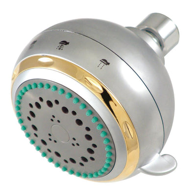 Kingston Brass Showerheads Satin Nickel Adjustable Fixed Shower Head KX1658