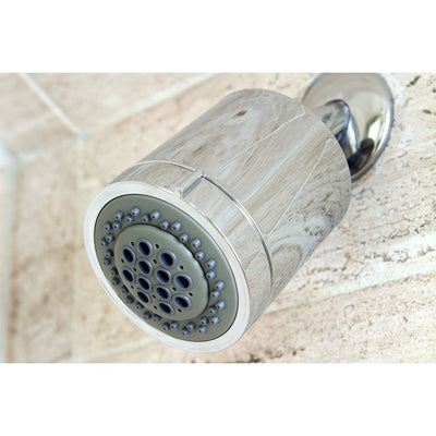 Kingston Brass Showerheads Chrome 2 Setting Shower Head KX8611