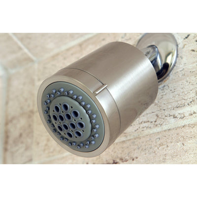 Kingston Brass Showerheads Satin Nickel 2 Setting Shower Head KX8618