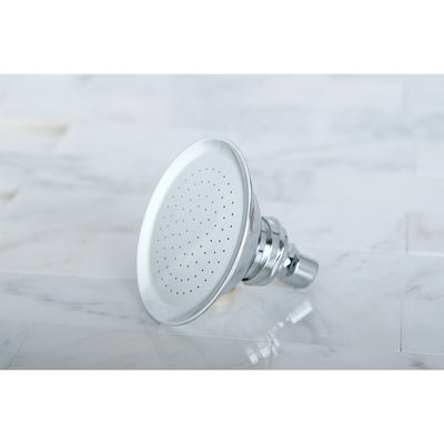 "Kingston Brass Showerheads Chrome 4-7/8"" Shower Head P10C"