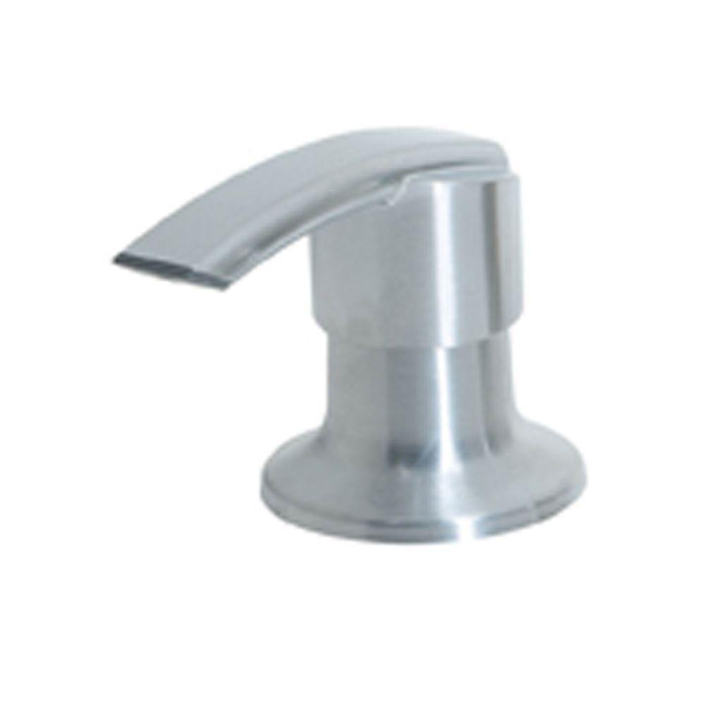 Price Pfister Kitchen Soap Dispenser In Stainless Steel 428789