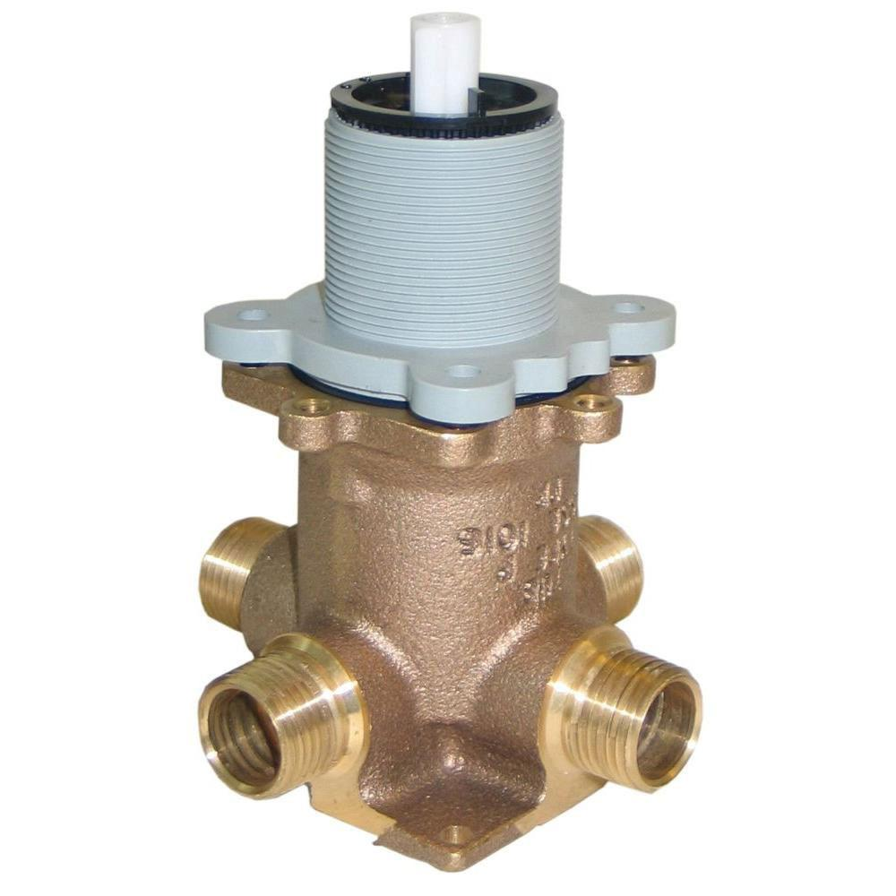 Price Pfister Single Control Pressure Balance Tub and Shower Valve with Stops 637277