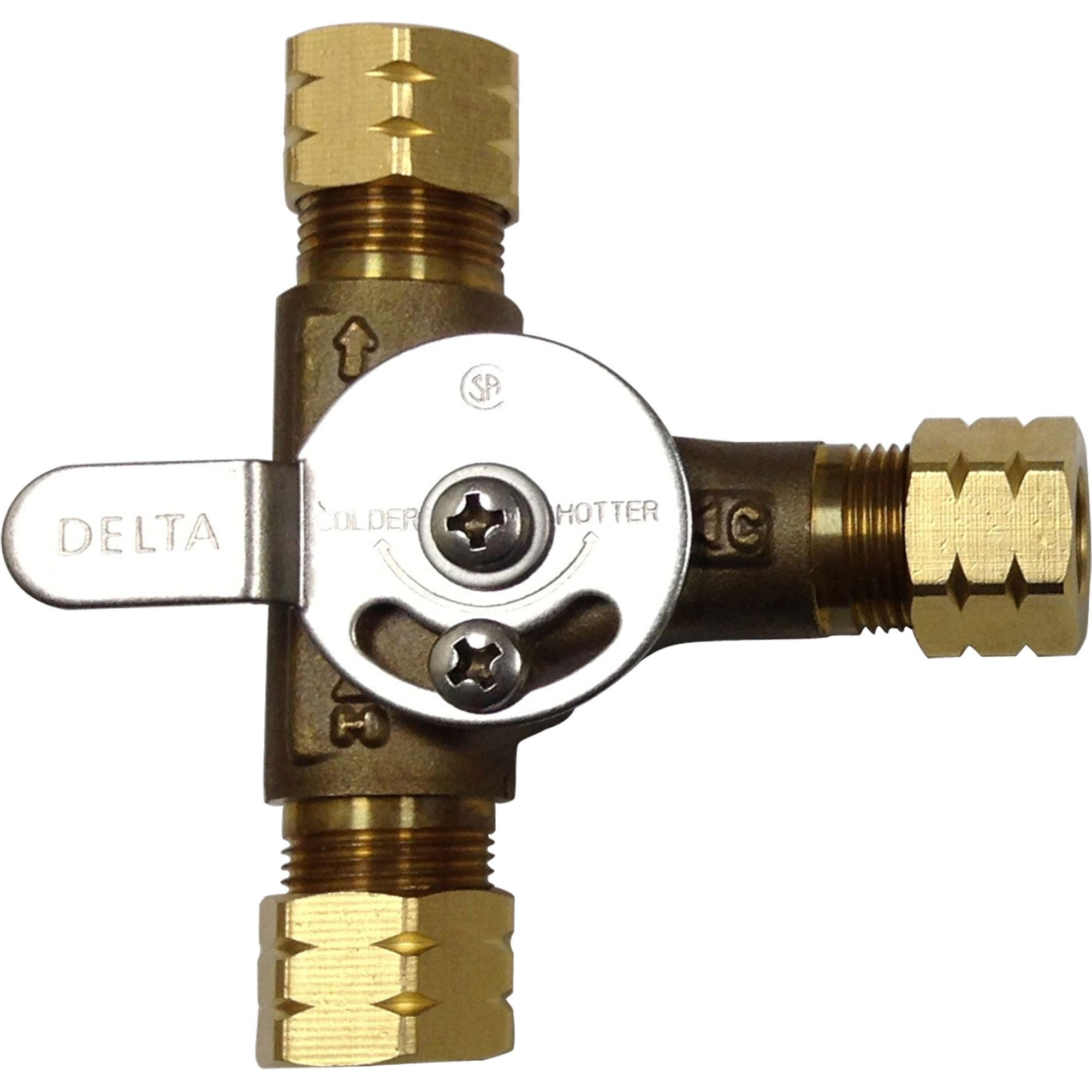 Delta Mechanical Mixing Rough-In Valve Only 642982