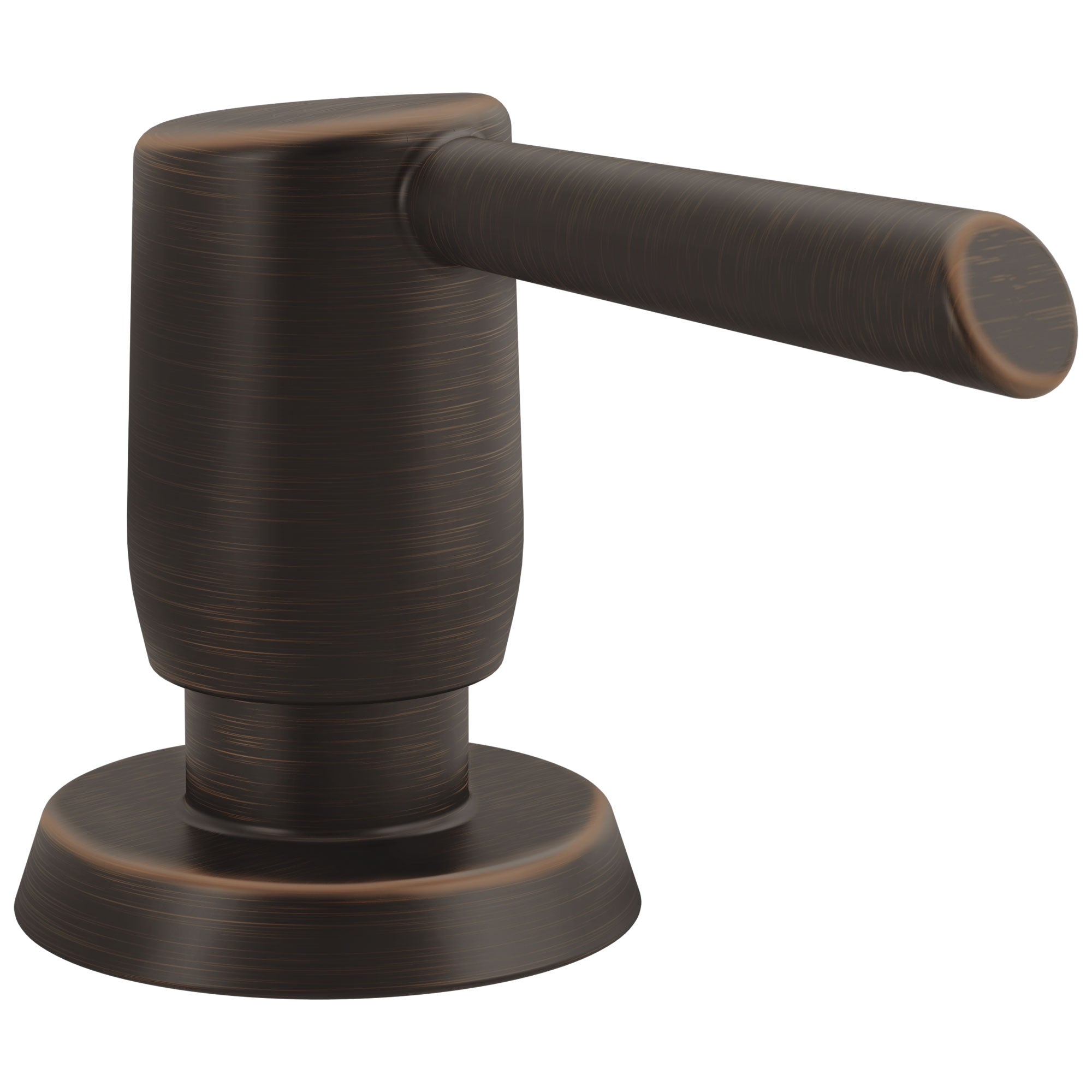 Delta Essa Venetian Bronze Finish Metal Soap Dispenser DRP100736RB
