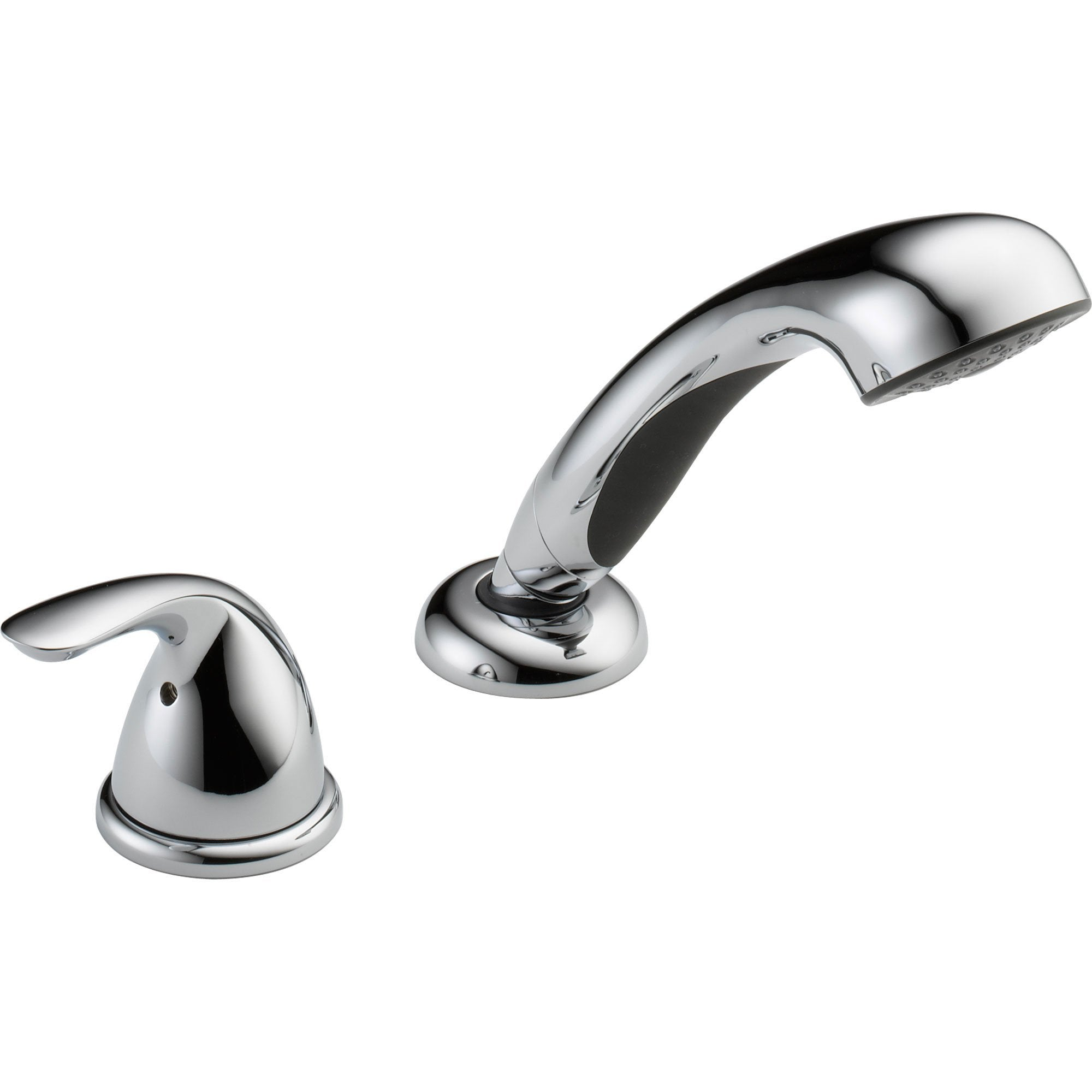 Delta Classic Roman Tub Faucet Hand-held Shower in Chrome 748774